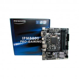 Placa-Mãe Intel PCWARE IPMB250 PRO-GAMING DDR4 LGA 1151