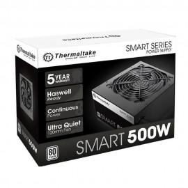 Fonte Thermaltake 500W 80 Plus White Smart Series