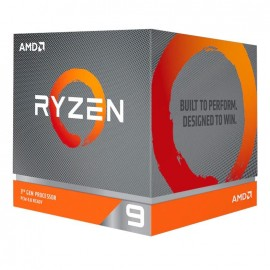 Processador AMD Ryzen 9 3900X Cache 70MB 3.8GHz (4.6GHz Max Turbo) AM4