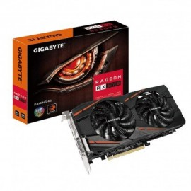 Placa de Vídeo Gigabyte AMD Radeon RX570 4GB Gaming GDDR5 DVI-D/HDMI/DP
