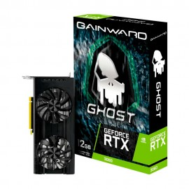 Placa de Vídeo GAINWARD GeForce RTX 3060 GHOST OC 12GB GDDR6 192bit