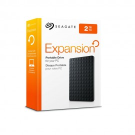 HD Externo 2TB  USB 3.0 Seagate Expansion