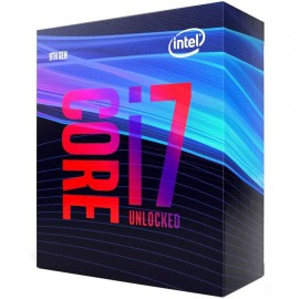 Processador Intel Core i7-9700K Coffee Lake Refresh Cache 12MB 3.6GHz (4.9GHz Max Turbo) LGA 1151