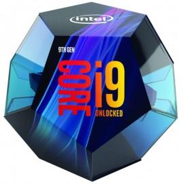 Processador Intel Core i9-9900k Coffee Lake Refresh 9a Geração Cache 16MB 3.6GHz (5.0GHz Max Turbo) LGA 1151