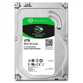 HD Seagate Barracuda 4TB 5400 RPM 256Mb Cache 6.0Gb/s