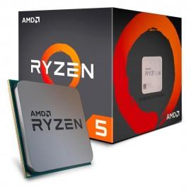 Processador AMD Ryzen 5 1600 Cache 19MB 3.2GHz (3.6GHz Max Turbo) AM4