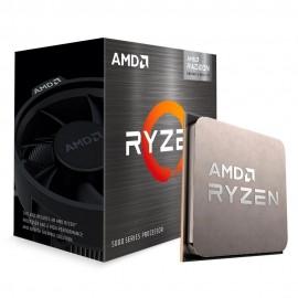 Processador AMD Ryzen 5 5600G 3.9GHz (4.4GHz Max Turbo) AM4 Vídeo Integrado 6 Núcleos