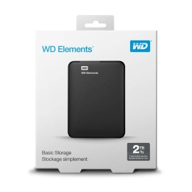 HD Externo Western Digital Elements 2TB 3.0