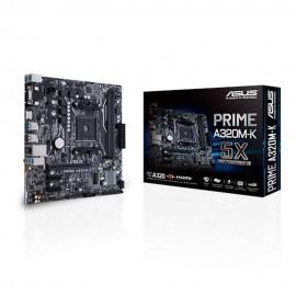 Placa-Mãe ASUS PRIME A320M-K/BR AMD mATX DDR4 AMD AM4