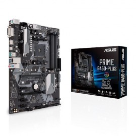 Placa-Mãe AMD ASUS PRIME B450-PLUS DDR4 AM4